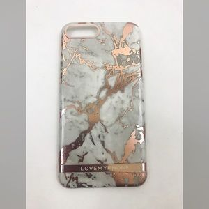 Accessories - iPhone 7/8 Plus Marble Case